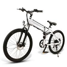 <b>Samebike LO26 Smart Moped</b> Electric Bike Bicycle 10.4Ah Battery ...