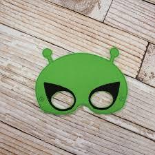 Green Alien Face <b>Hood Halloween Cosplay</b> Pretend Game <b>Funny</b> ...