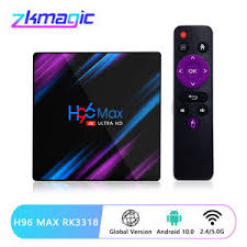 Best value android tv box <b>h96 max</b> with bluetooth – Great deals on ...