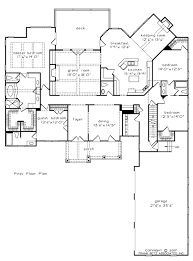 the river gate sl house plans first floor plan house plans by One Story House Plans With Mother In Law Quarters the river gate sl house plans first floor plan house plans by designs direct Detached Mother in Law Plans