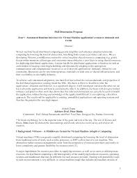 Dissertation proposal sample marketing resume all of the JFC CZ as