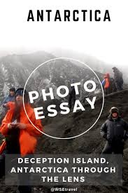photo essay deception island antarctica through the lens wse travel deception island antarctica hiking the volcanos peaks