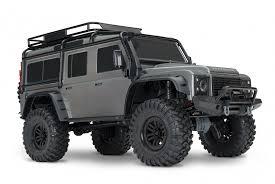 <b>Радиоуправляемая машина Traxxas TRX-4</b> Land Rover 4WD ...