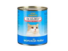 <b>Консервы</b> для кошек : <b>Dr</b>.<b>Alders</b> (Доктор Алдерс) <b>CAT GARANT</b> ...