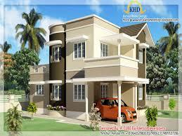 One Story Duplex House Plans Simple Duplex House Design   n