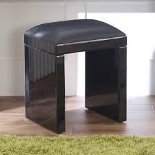 vanity table stool glass  ven main
