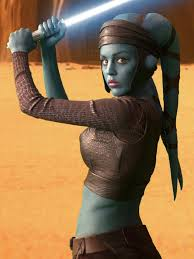Image result for aayla secura clone wars