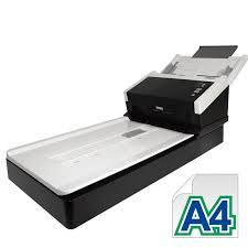 <b>Avision AD250f</b> model Scanner – INOTEC