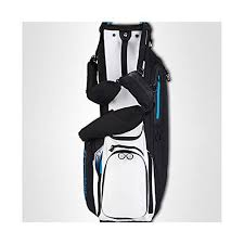 Taylormadeoem Flextech <b>Tm17</b> Upg Stand <b>Bag</b> White/Black/Blue ...