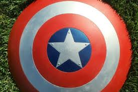 Real <b>Captain America Shield</b>: 11 Steps (with Pictures)