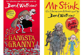 Image result for gangsta granny book