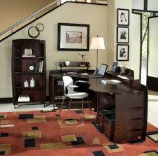 wooden home office large size of desk incredible l shaped chocolate wooden best home office desk best flooring for home office