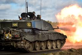 Combat vehicles | <b>The British</b> Army