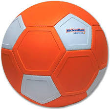 Kickerball - Curve and Swerve Football Toy - <b>Kick</b> Like The Pros ...