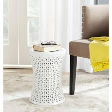 patio stool: camilla white garden patio stool b ddd c  bbbc
