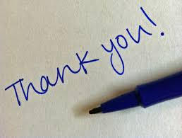 Image result for thanks you