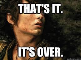 relieved frodo memes | quickmeme via Relatably.com