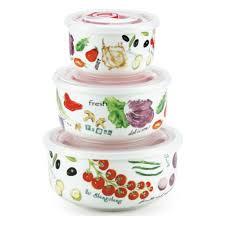 Набор <b>контейнеров Bekker</b> BK-5116 овощи, 3 шт. — купить в ...