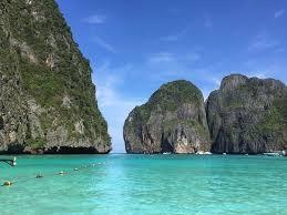 Весь <b>покрытый</b> зеленью, абсолютно весь! - отзыв о Остров Пхи ...