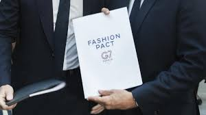 G7 summit: <b>New fashion</b> coalition unveils sustainability pact — Quartzy