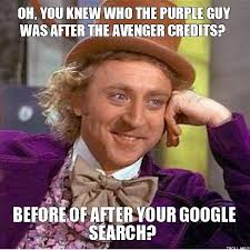 PURPLE MEMES image memes at relatably.com via Relatably.com