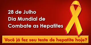 Resultado de imagem para Dia mundial da luta contra as hepatites virais