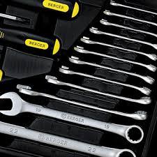 <b>Набор инструментов разного назначения</b> BERGER BG 089-1214 ...