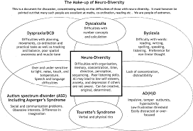 splds incl dyslexia dyspraxia services for disabled students diagram showing all the main splds