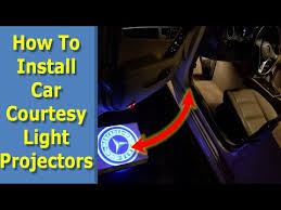 Volvo <b>2Pcs</b> Car <b>Door</b> Welcome Light Wireless <b>LED</b> Ghost Shadow ...