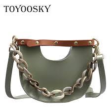 <b>TOYOOSKY</b> Fashion Bag Ring Handle Messenger Bag <b>Women</b> ...