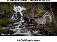 архитектура: лучшие изображения (13) | Paisajes, Nature и ...