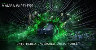 Superior <b>Wireless Mouse</b> for <b>Gaming</b> - Razer Mamba Wireless