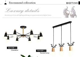 Online Shop <b>BOTIMI</b> Modern <b>LED Ceiling</b> Lights For Living Room ...