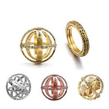 <b>Romad 2019 New Fashion</b> Foldable Astronomical Sphere Ball Ring ...