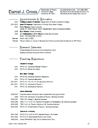 assistant professor position resume sample daniel j cover letter gallery of assistant professor resume