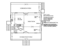 The Lake House From  quot What About Bob  quot    Hooked on HousesThe Floor Plan