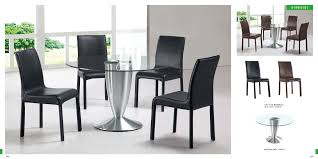leather contemporary dining chair black awesome boat shaped white table kitchen with fancy lamp dining best mo