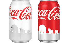 Coca Cola drops '<b>polar bear</b>' cans because consumers prefer to see ...