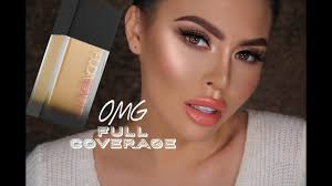 Full Coverage with <b>Huda Beauty</b> Faux Filter Foundation ...