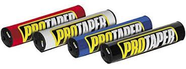 Pro Taper Round Handlebar Pad (RED): Automotive - Amazon.com
