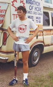 17 best images about terry fox terry o quinn this photo was taken of terry fox on hwy 11 at orillia on 27