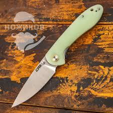 <b>Складной нож CJRB</b> Feldspar, сталь D2, G10 - купить по цене ...