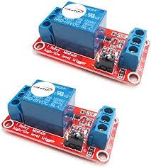 HiLetgo 2pcs 5V One Channel Relay Module Relay ... - Amazon.com