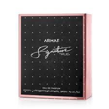 "Женская <b>парфюмерная вода</b> Armaf "" Signature <b>True</b> "" 100мл"
