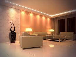 lighting ideas living room recessed lighting and table lamps next to sofa with glass top ambient room lighting