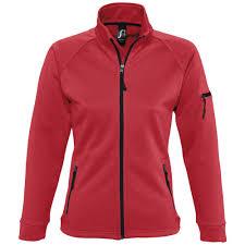 <b>Куртка флисовая женская New</b> Look Women 250, красная ...