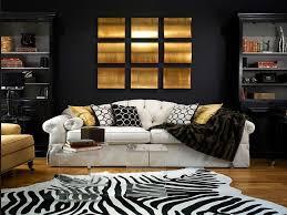 exquisite sophisticated black white bedroom