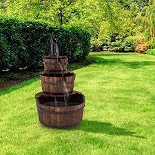 Fontana Cascata Da Giardino : Blumfeldt cascada fontana a cascata da giardino piani w