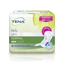 Урологические <b>прокладки Tena Lady Slim</b> Normal, 8 шт. (3958926 ...