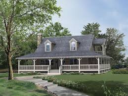 Best House Plans With Wrap Around Porch   Porch IdeasCountry House Plans With Porches One Story